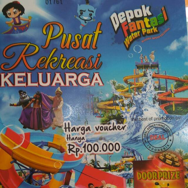 Harga Tiket Kolam Renang Aladin Pesan Ubud Permai Bungalow Spa Di