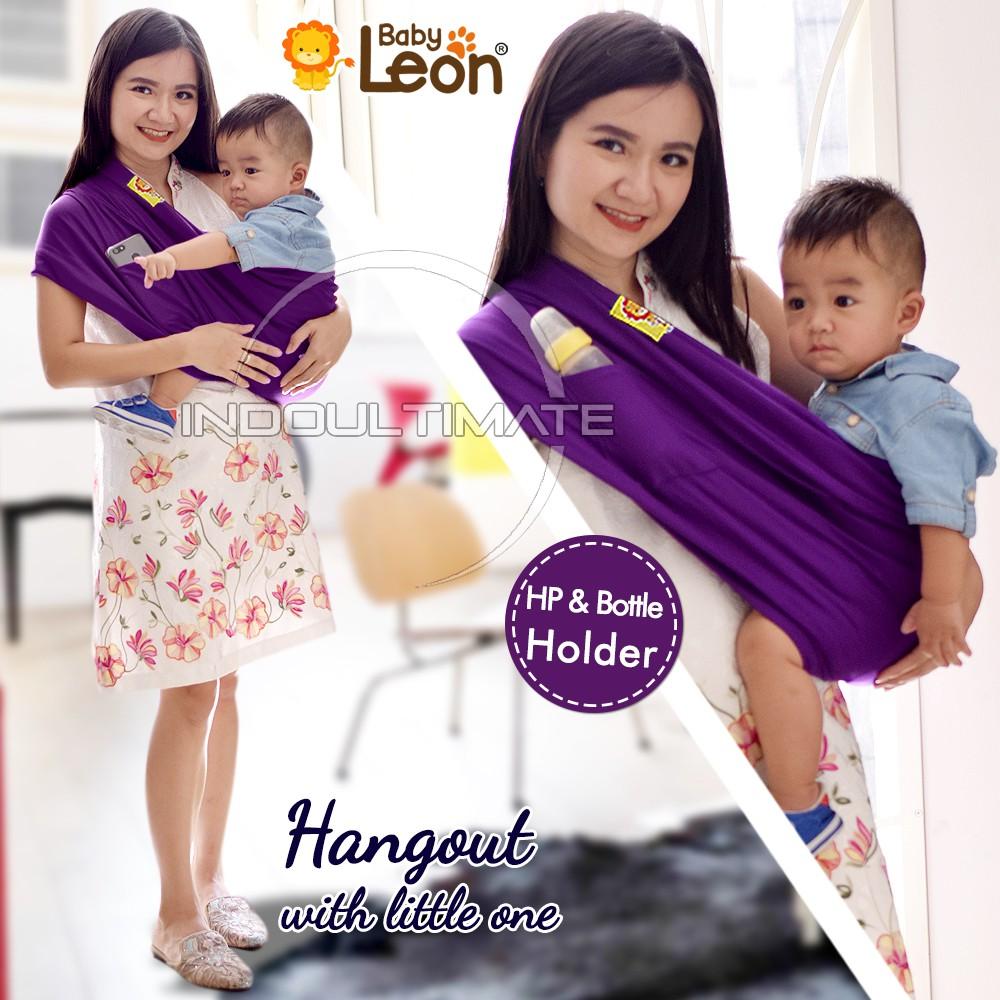 BABY LEON GENDONGAN Bayi Kaos/Geos/selendang Bayi Praktis BY 44 GB Polos Ukuran S - Biru Benhur | Shopee Indonesia