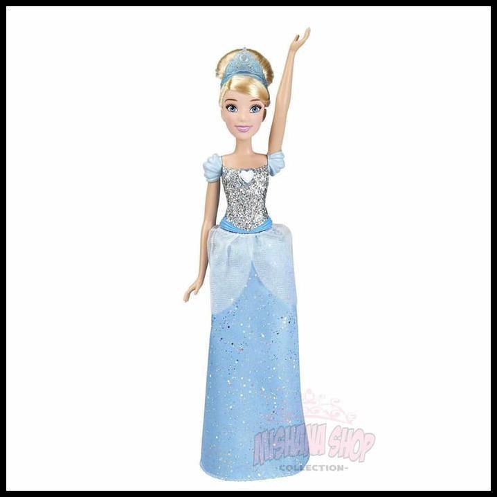 Disney Princess Cinderella Shimmer Doll