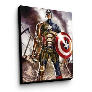 Wall Decor Poster Superhero Marvel Hiasan Dinding Kamar Anak Cowok Po