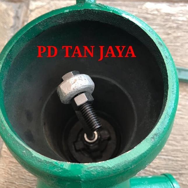 ✷7A pompa KODOK 1 set - pompa air manual ✹ Stok Banyak