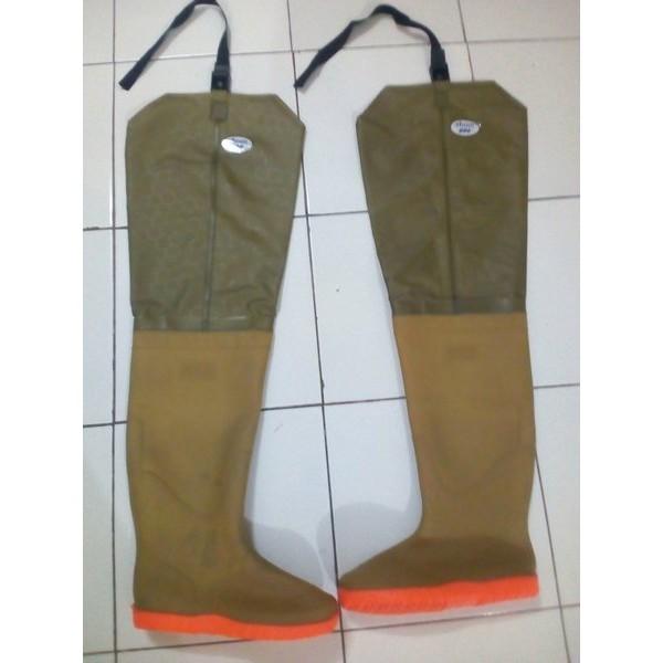 Promo Sepatu Boots Karet Panjang Shopee Indonesia