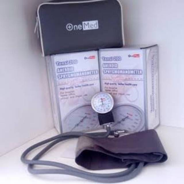 Tensi jarum onemed ( alat ukur tekanan darah )