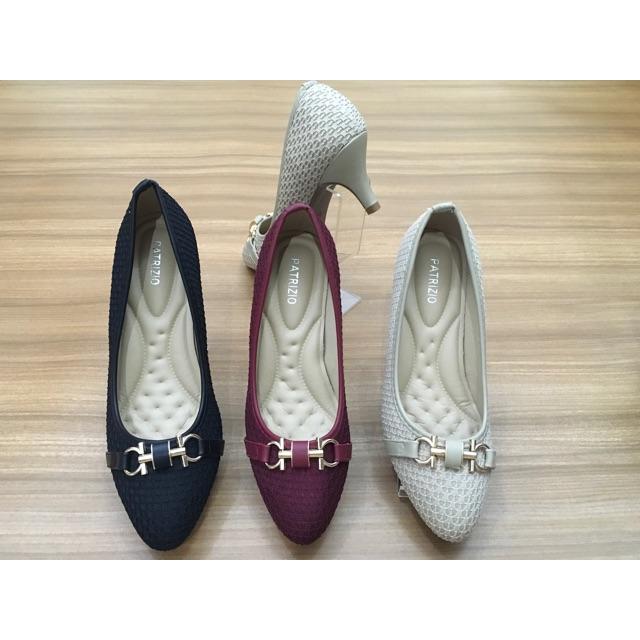 Sepatu Heels Patrizio   Sepatu Heels Import  d08b018100