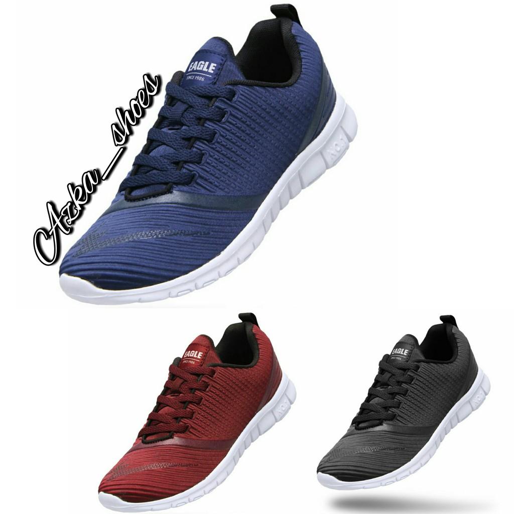 Sepatu Running Eagle Freedom Shopee Indonesia Colossus