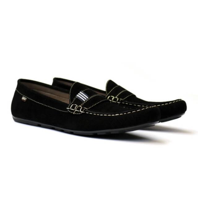 G S   Cocoes Moccasin Barista sepatu slop pria terbaru kulit asli slip on  loafers man casual murah  814dca1cdf