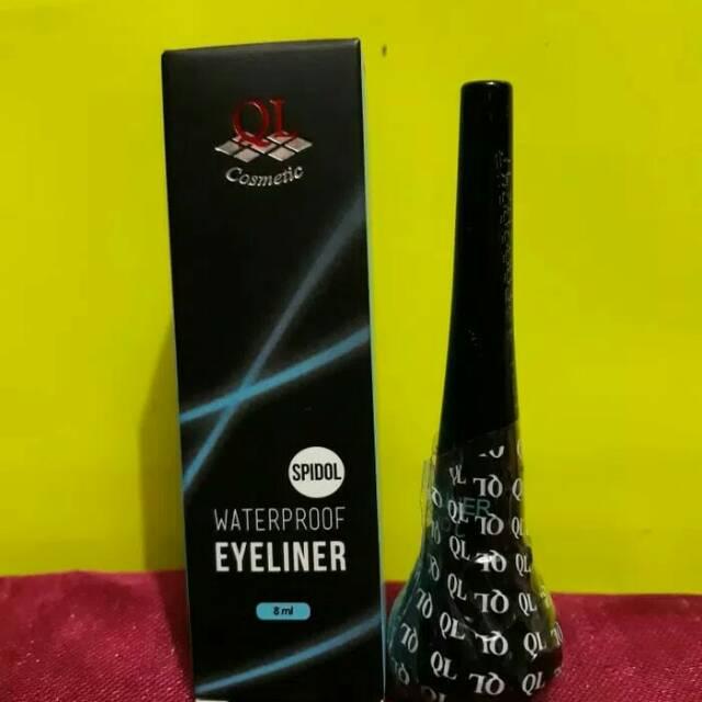 eyeliner ql - Temukan Harga dan Penawaran Kosmetik Mata Online Terbaik - Kecantikan Februari 2019   Shopee Indonesia