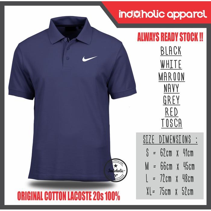 9442ebe46 JUAL PAKAIAN PRIA COWOK TREND LINE Kaos Nike Original HMB711   Shopee  Indonesia