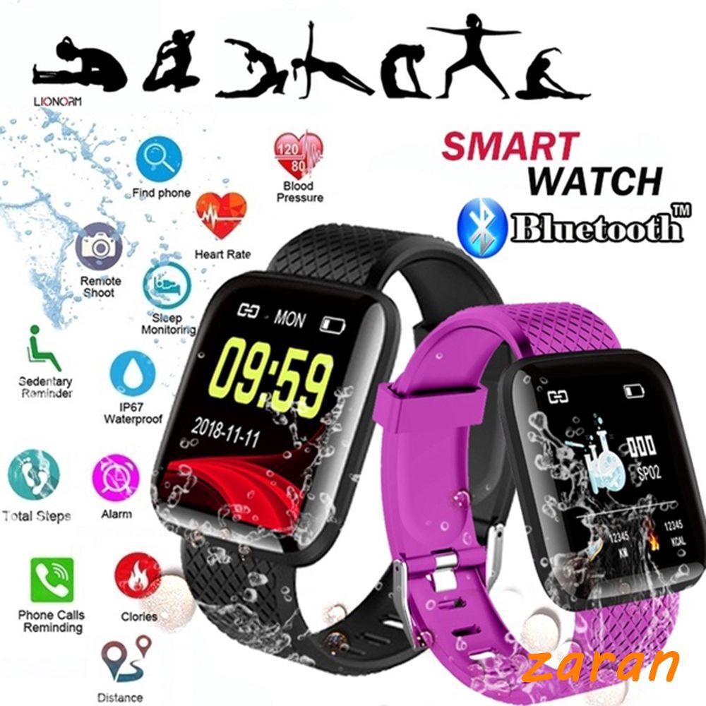 Smartband Monitor Denyut Jantung, Tekanan Darah, Anti Air IP67