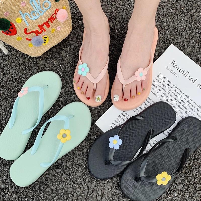 Aura Sandal Jepit Murah Sendal Jepit Wanita Flip Flop Wanita Sandal Cewe Jepit Korea Flw01 Shopee Indonesia