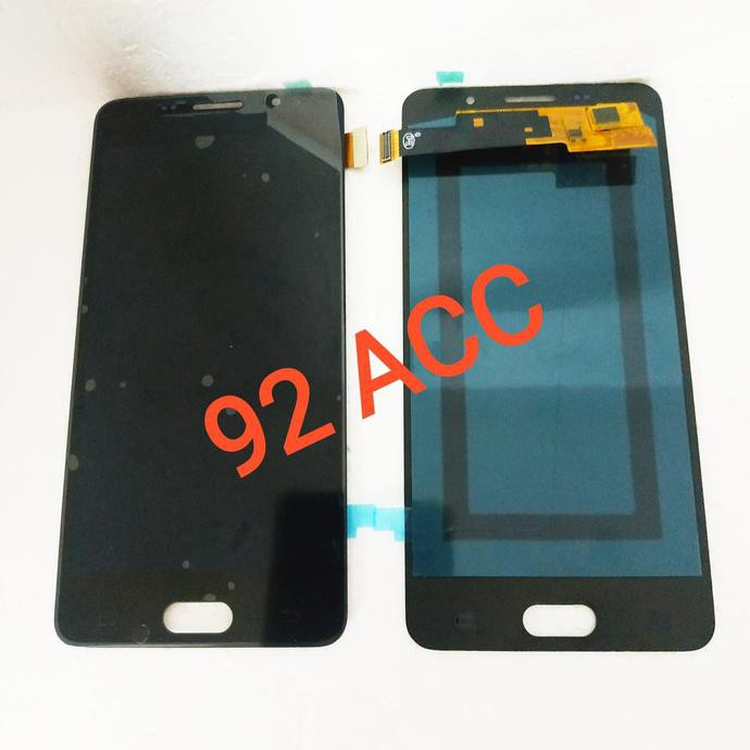 LCD + TOUCHSCREEN SAMSUNG A5 2016 / A510 OEM OLED - Hitam