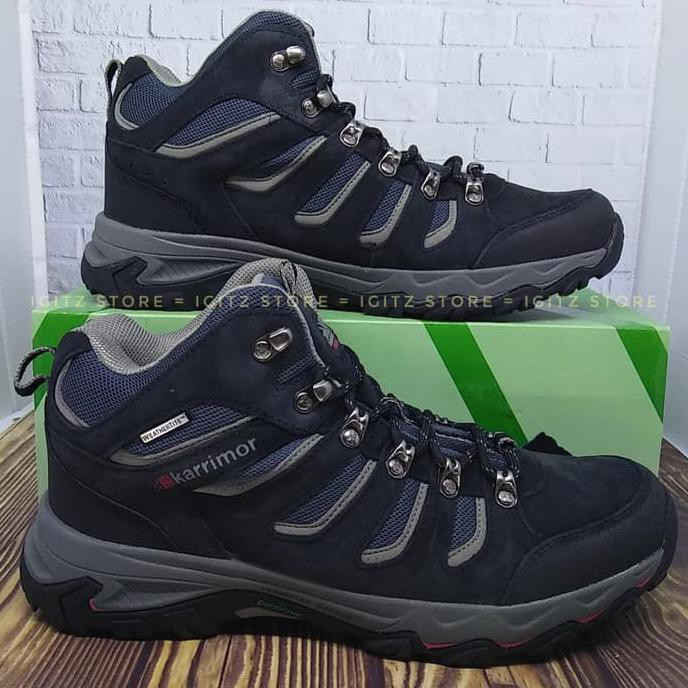 SEPATU GUNUNG HIKING TREKKING ORIGINAL KARRIMOR MOUNT LOW MENS ... 09b5a55b1a