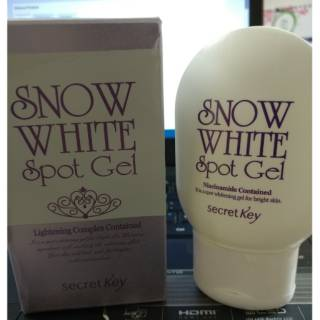 Secret Key Snow White Spot Gel