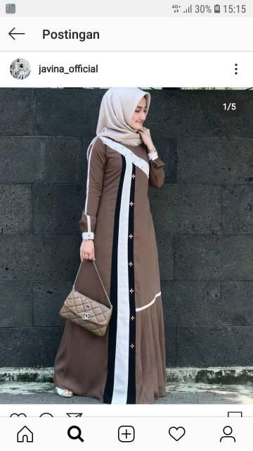 Javina New Model Edisi Eid Shopee Indonesia