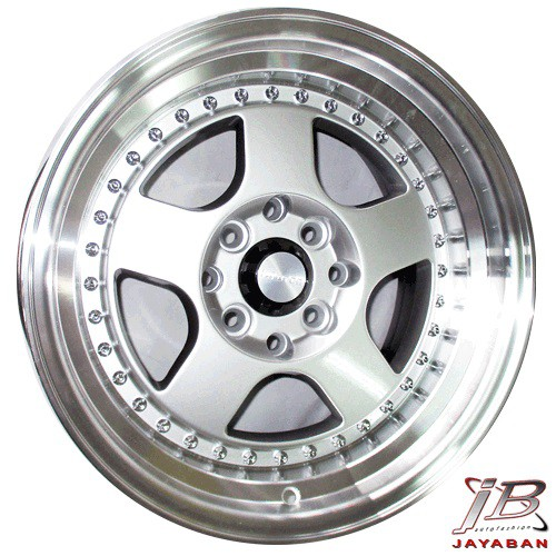 Velg Racing Ring 15 Inch Iforce Untuk Mobil Pcd 4x100 4x114 3 Shopee Indonesia