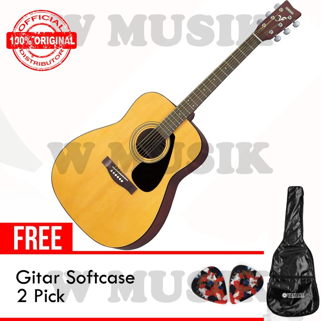 Yamaha Gitar Klasik C-315 / C 315 / C315 - Natural - Gratis Softcase + 2 Pick + Set Senar | Shopee Indonesia