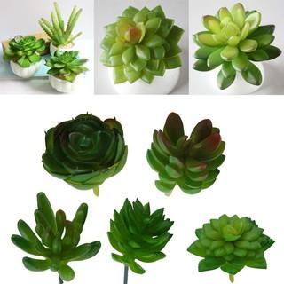 Miniatur Tanaman Kaktus Mini Bahan Plastik Untuk Dekorasi Rumah