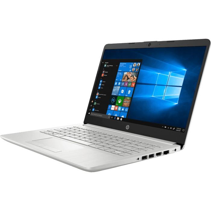 """laptop edisi terbaru mantap LAPTOP HP 14s CF1051TU - N4205 SSD 512GB NVMe 12GB 14"""" INTEL UHD WIN10"""