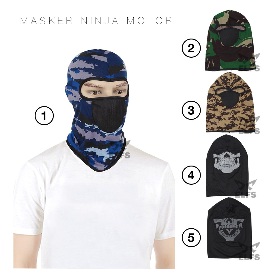 Virgo Racing Masker Motor Ninja Full Face Model Alpinestar | Shopee Indonesia