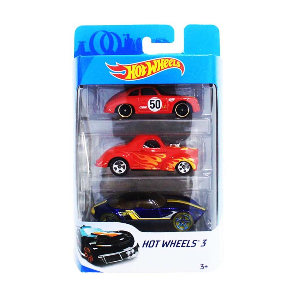 Hotwheels Cars Isi 3 K5904 Original Mainan Diecast Shopee Indonesia