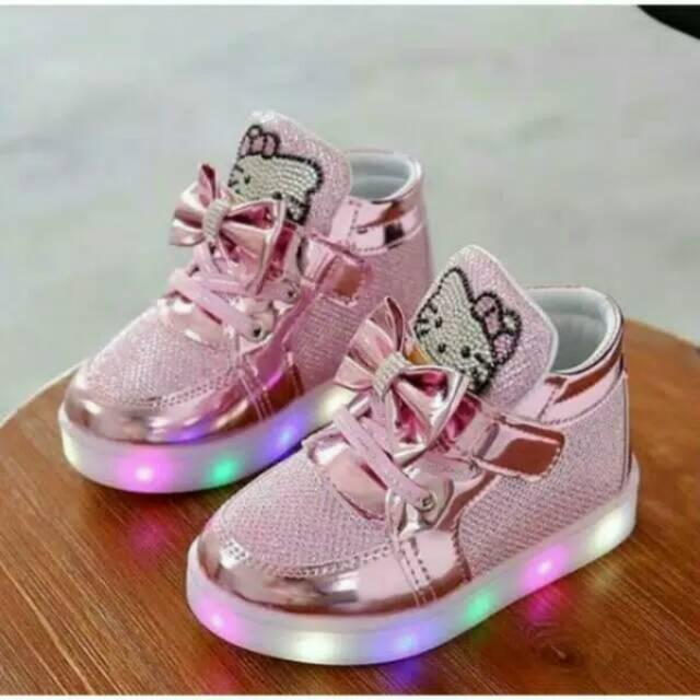 Sepatu Anak LED Sneakers Sepatu Bayi Best SELLER  1650d82d22