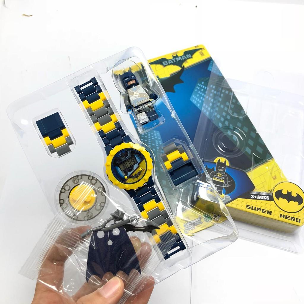Up To 16 Discount From Cakochiku Butik Solemio Jam Tangan Anak Cowo Grosir Lego Laki Batman Lg0