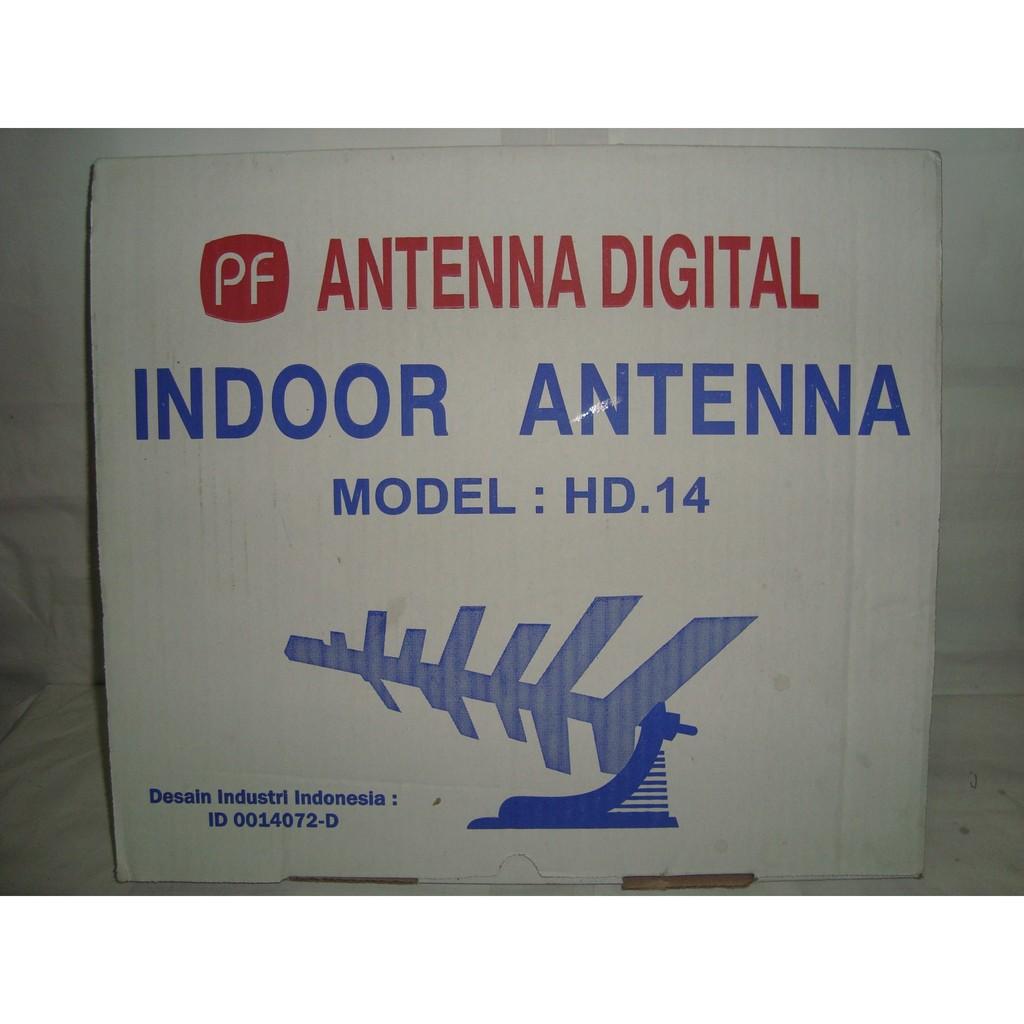 Antena TV UHF/VHF Outdoor Digital Remote Control Rotate Gerak PF 850 | Shopee Indonesia