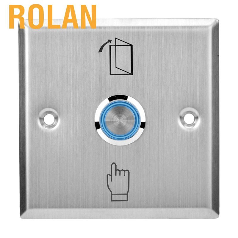 Door Access Control Button Release Switch for Door Access Control System