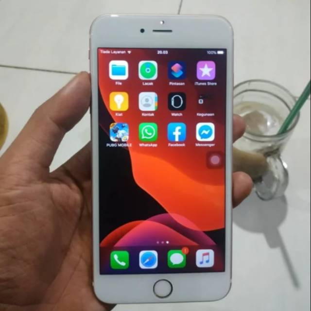 Iphone 6s Plus 16gb 32gb 64gb Bypass Shopee Indonesia