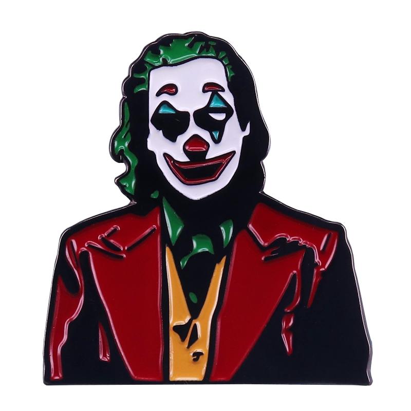 Bros Pin Bentuk Logo Joker 2019 Untuk Aksesoris Fashion Shopee Indonesia