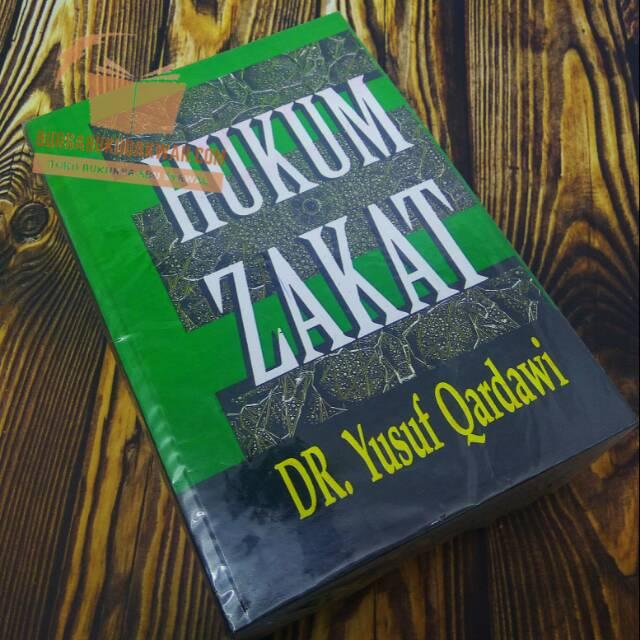 buku fiqih zakat yusuf qardhawi