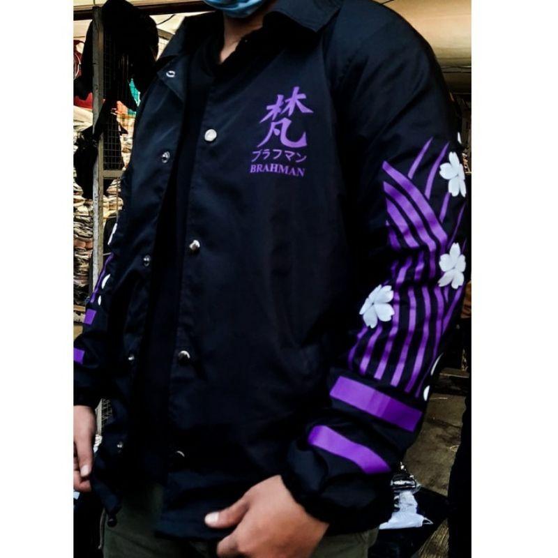 Jaket/Coach TOKYO REVENGERS Gang Brahman