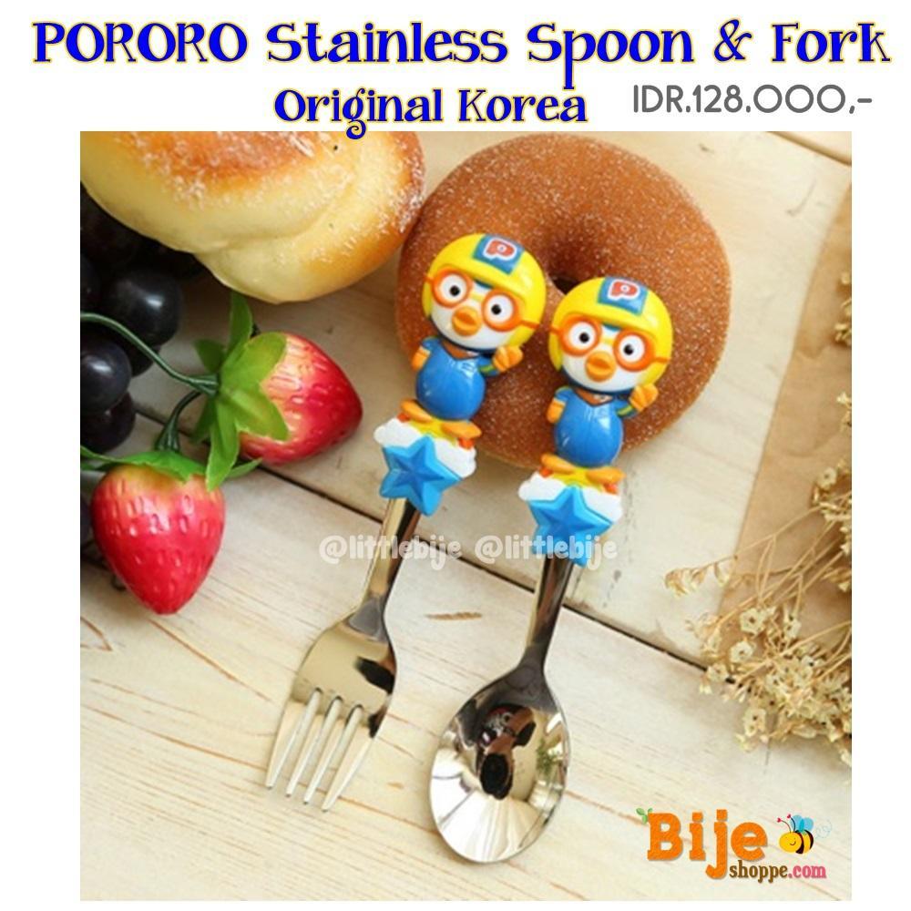 Pororo And Friends Edison Training Chopsticks Ori Korea Shopee Flipper Indonesia