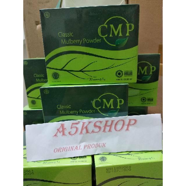 CMP Classic Mulberry Powder Chlorophyll Mint Powder ORIGINAL HWI Shopee Indonesia .