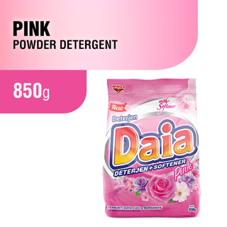 Daia Softener Powder Detergent 850gr