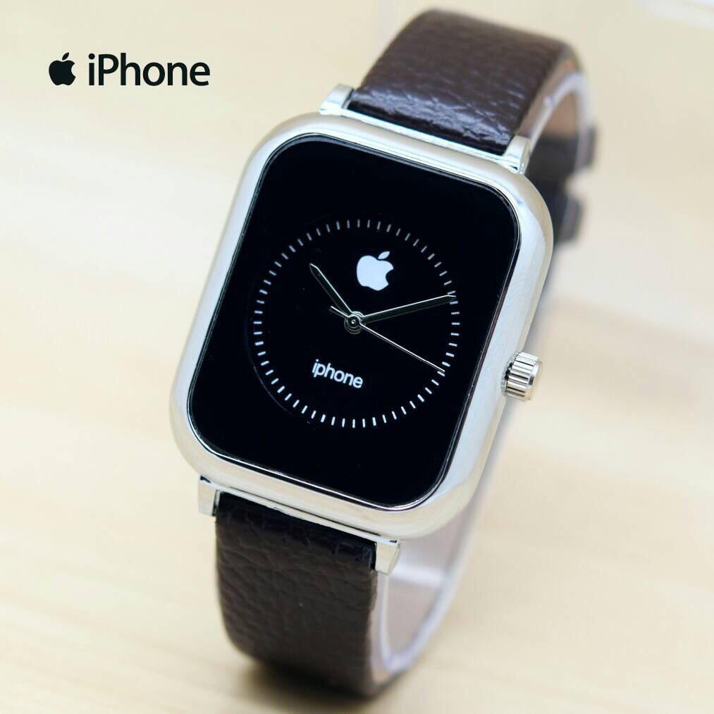 Smart Watch A1 Smartwatch U10 Jam Tangan Wanita Apple Iphone Onix Full Black Shopee Indonesia