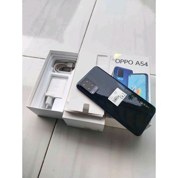 OPPO A54 4/128 (SECOND)