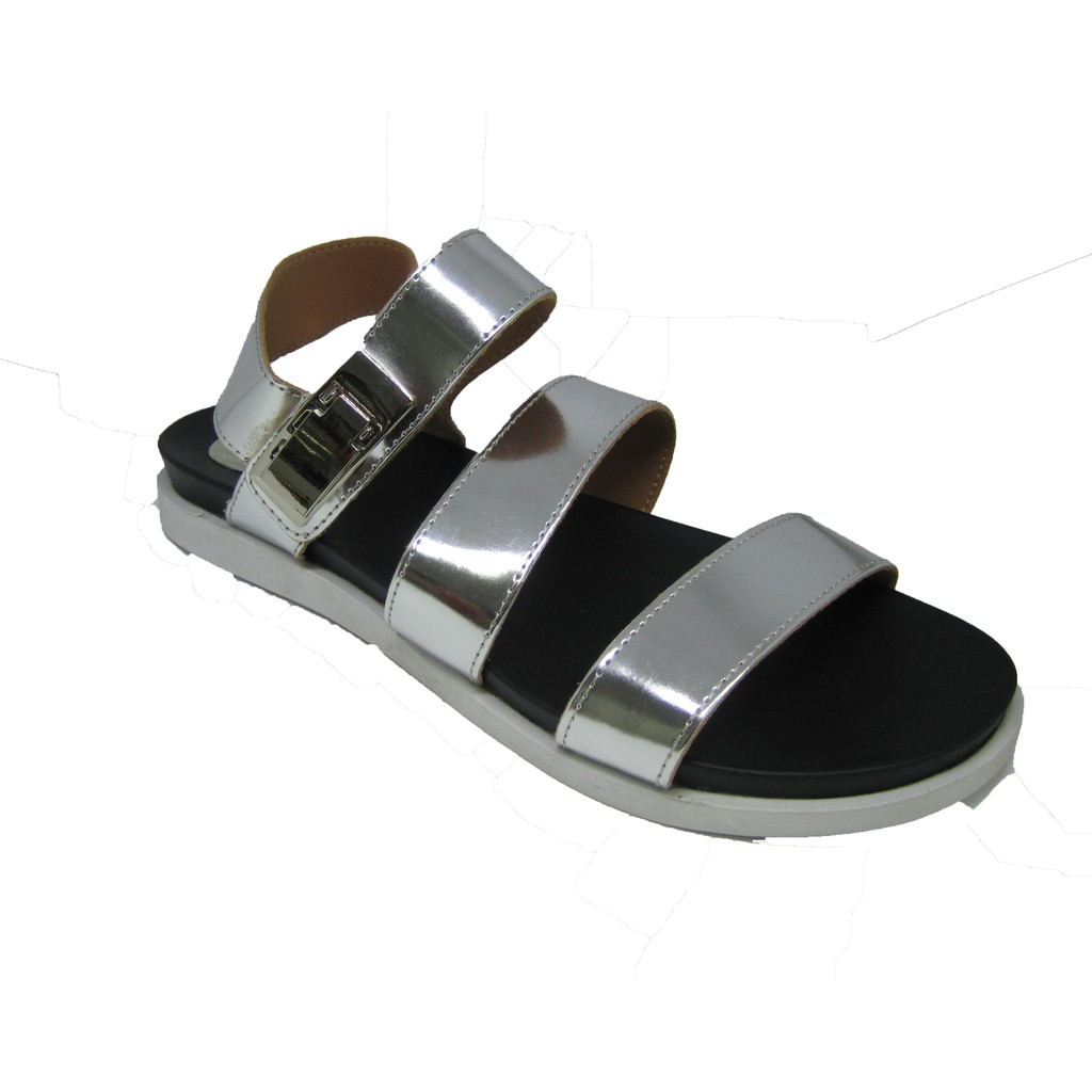 Ekydo Sandal State 01 L Silver Shopee Indonesia Quincy Swiss Hunter Magnus