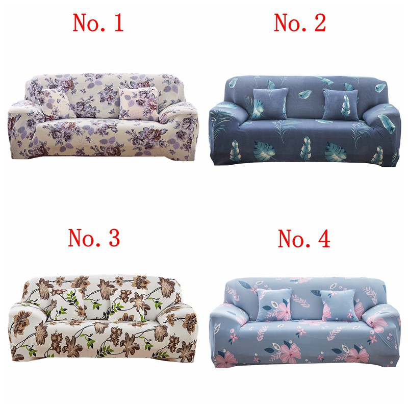 Supersoft Sofa Cover Allover Fl