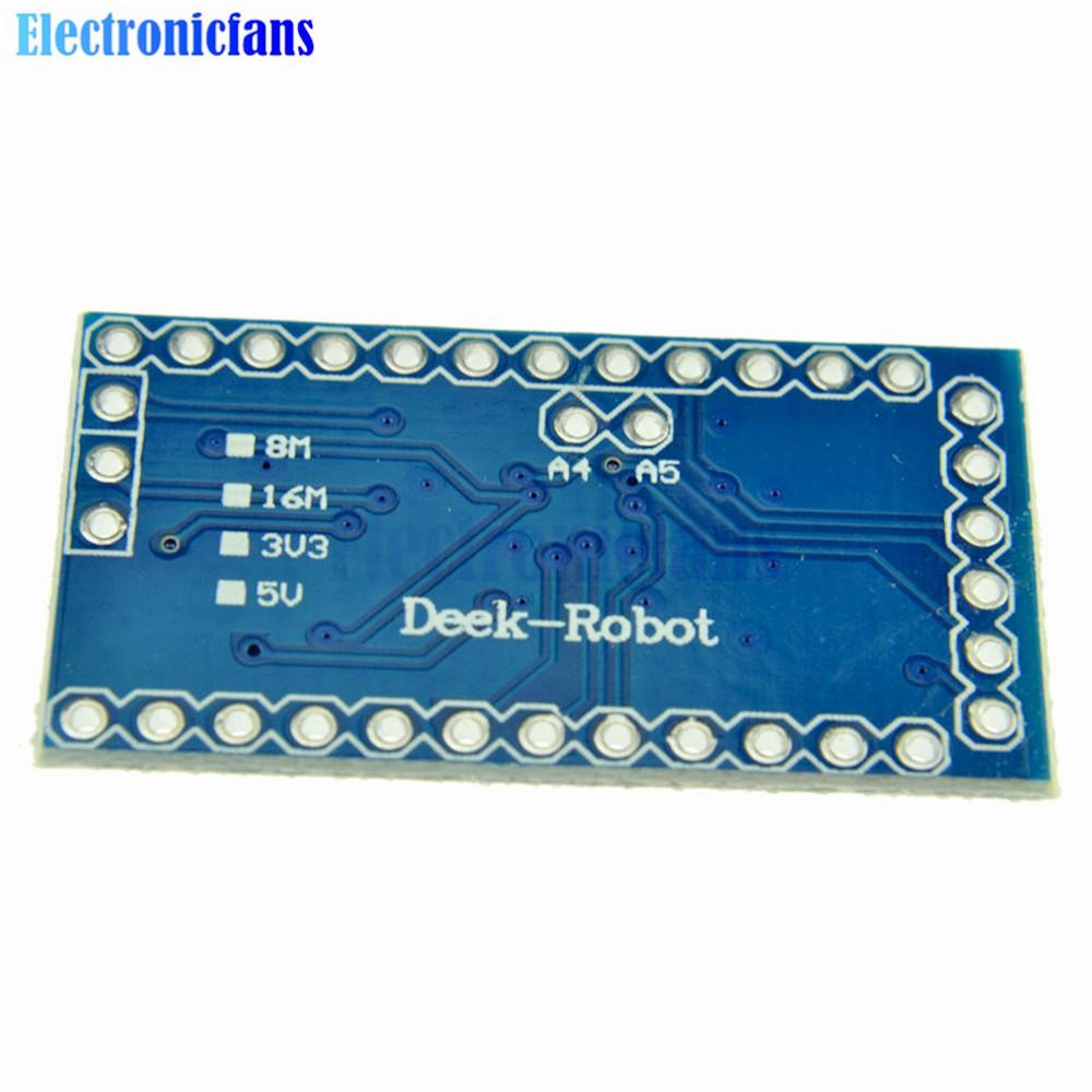 6pin CP2102 USB 2.0 to UART TTL Module Pro Mini Atmega328 5V 16M for Arduino