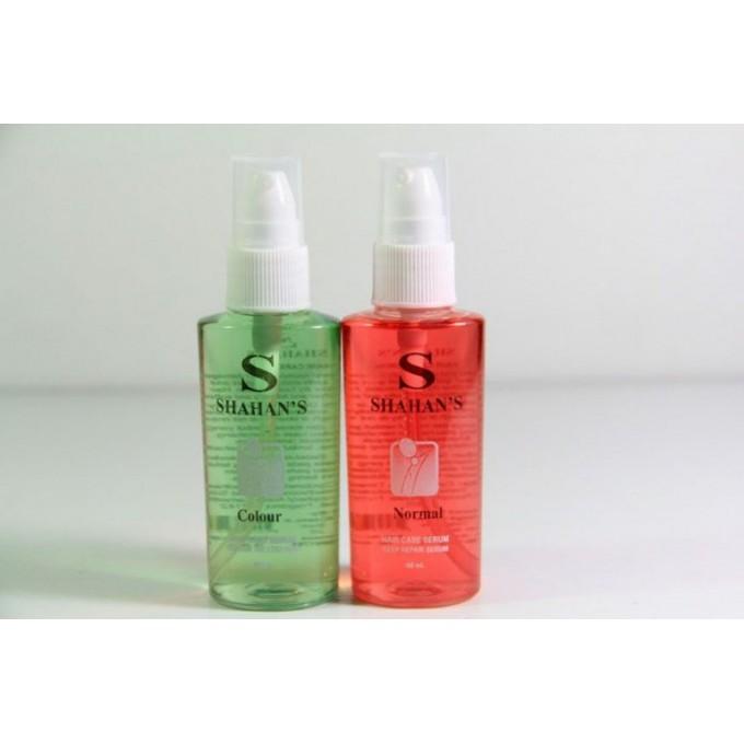 Shahan S Hair Care Serum 60ml Shopee Indonesia