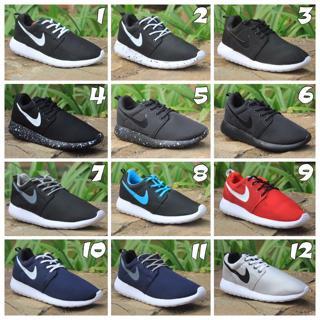 Sepatu Nike Roshe Run Pria Cowo Cowo Casual Running Grade Original 9445af9c0e