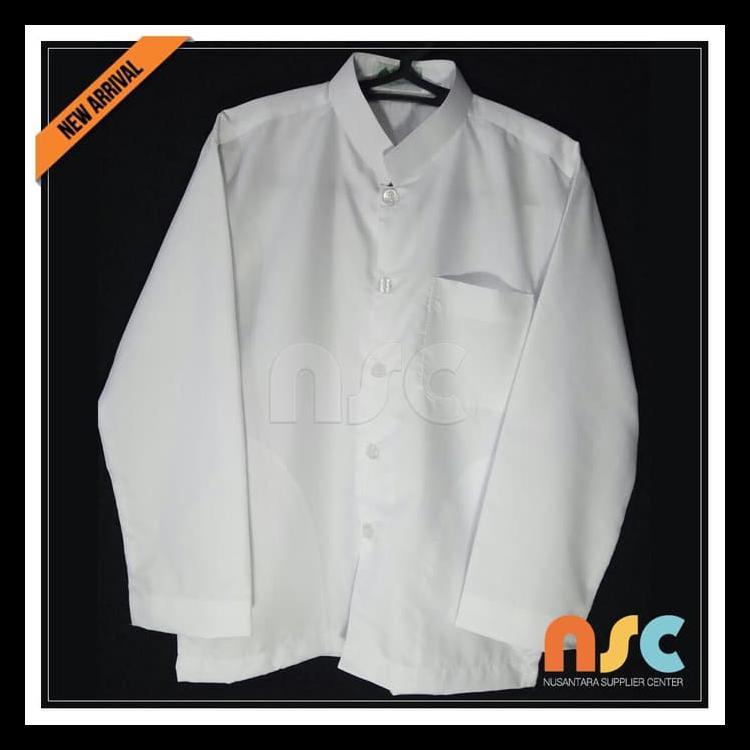 Baju Koko Putih Polos Lengan Panjang Ukuran Besar Jumbo Big Size Putih Xxl Kode 148 Shopee Indonesia