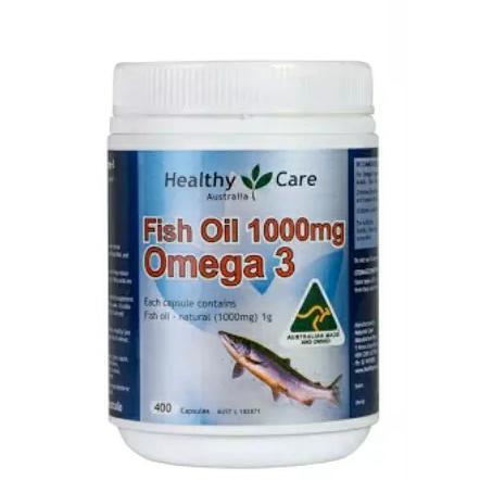 Asli Thompsons Salmon Oil Plus 1000Mg 180 Kapsul .