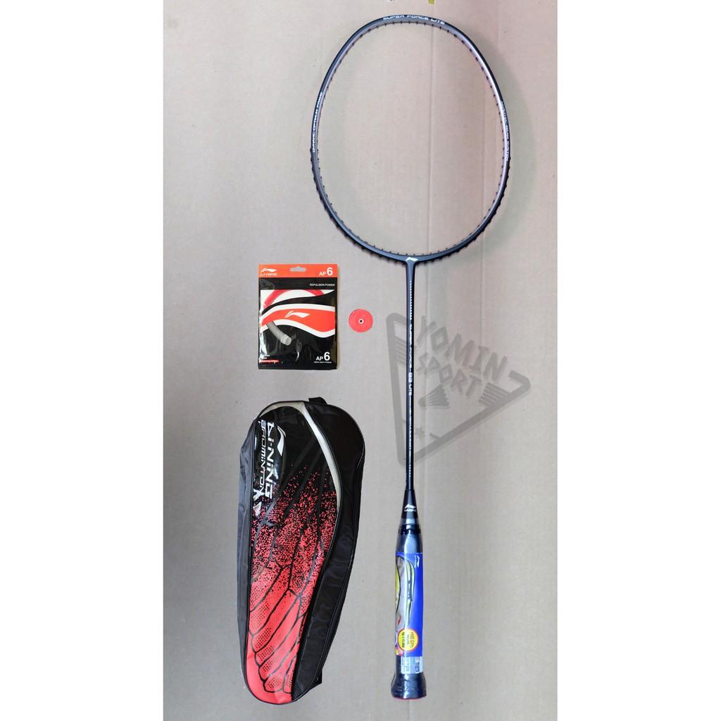 Raket Badminton Lining Super Series Ss99 Plus Ss 99 Yellow Original Shopee Indonesia