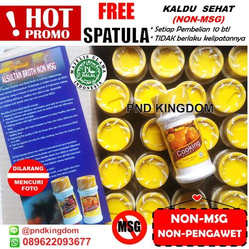 (20 botol=1 Dus) GROSIR KALDU NON MSG ORGANIK   KALDU SEHAT NON-MSG ALSULTAN (AYAM & SAPI)   Shopee Indonesia