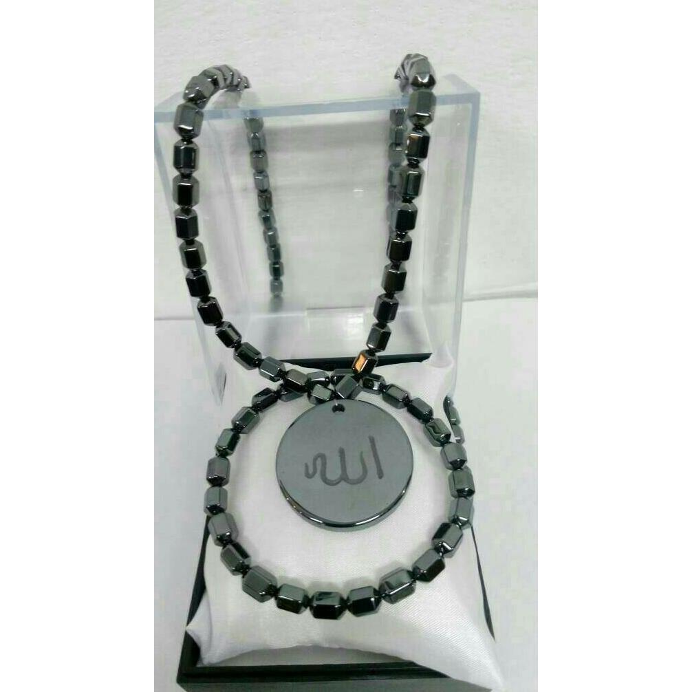 Siap Kirim Aura Energy Stone Germanium Kalung Kesehatan Tiens New Original Shopee Indonesia