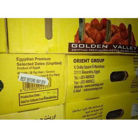 Kurma Mesir Golden Valley 10 Kg. Source · kurma dates - Temukan Harga dan Penawaran Makanan Segar Online Terbaik - Makanan & Minuman September