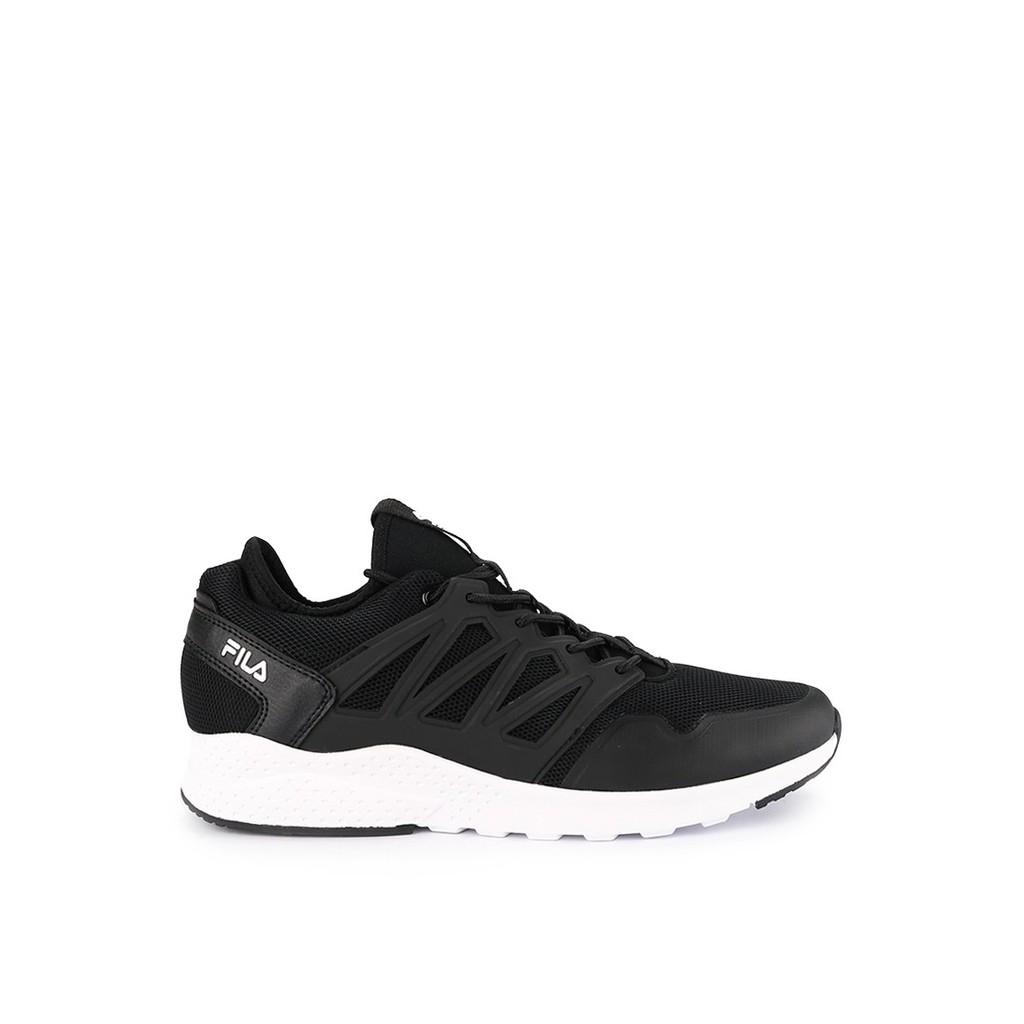 Fila Sepatu Lifestyle Carlo - Black White  4be31faa89