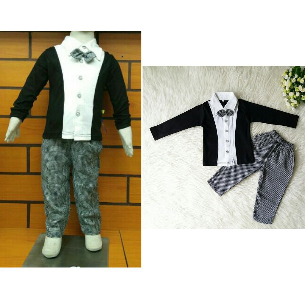 Dapatkan Harga kemeja Bayi   Anak Setelan Anak Pakaian Bayi Fashion Anak  Diskon  155adf6a57